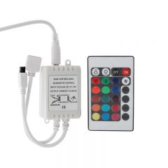 RGB LED strip afstandsbediening Set