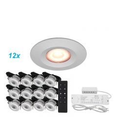 LED Verlichting Overkapping Carpus Set 12