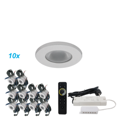 LED Verlichting Overkapping Set 10