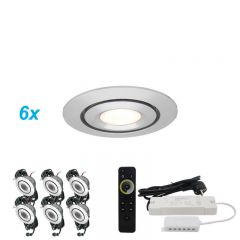 Led Verlichting Overkapping Mura Set 6