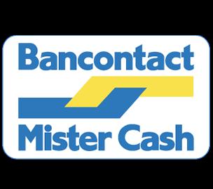 Bancontact betaling
