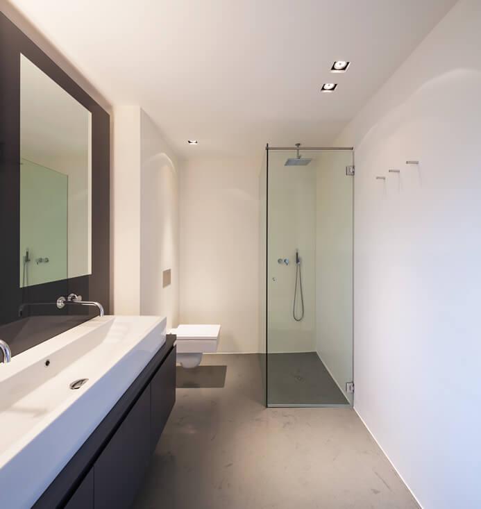 badkamer goed verlichten