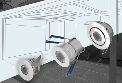 LED verlichting voor veranda en terras – STM key