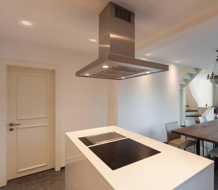 lichtplan voor de keuken